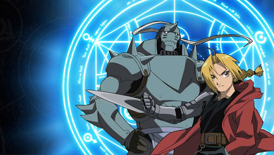 Review: Full Metal Alchemist Brotherhood