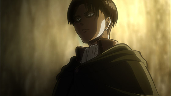 Attack on Titan, Episode 21: Crushing Blow