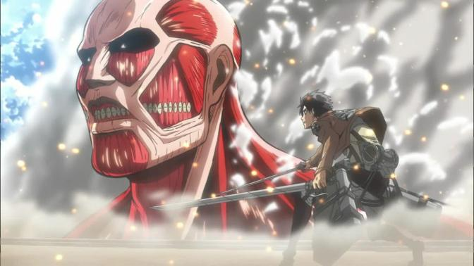 Review: Attack on Titan
