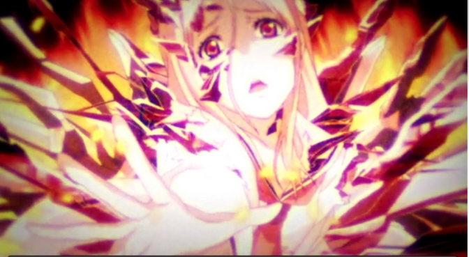 Guilty Crown, Episode 10 Degeneracy: Retraction