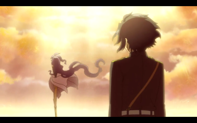 Seraph of the End, episode 11: Reunion of Childhood Friends