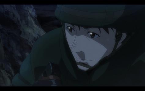 Youji: Otaku first, soldier second