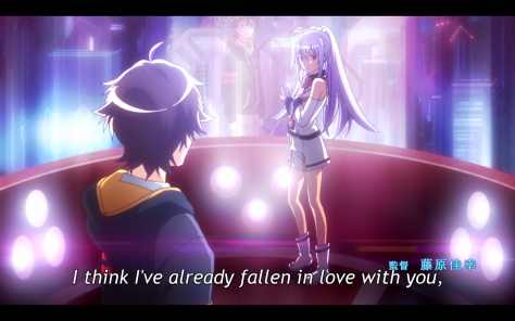 What you see is what you get with Plastic Memories.