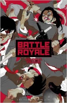 Building the Japanese Bookshelf: Battle Royale
