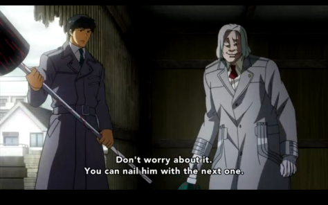 Sorry, but I don't feel any sympathy for either of them - no, not even you Amon.