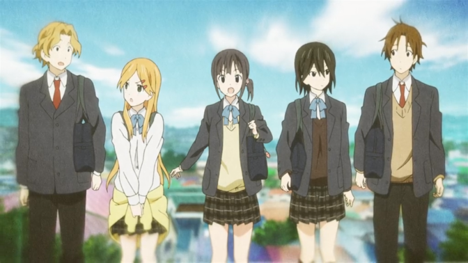 Review: Kokoro Connect