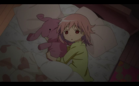 A stuffed pink animal would have been more fun than Madoka Magica.