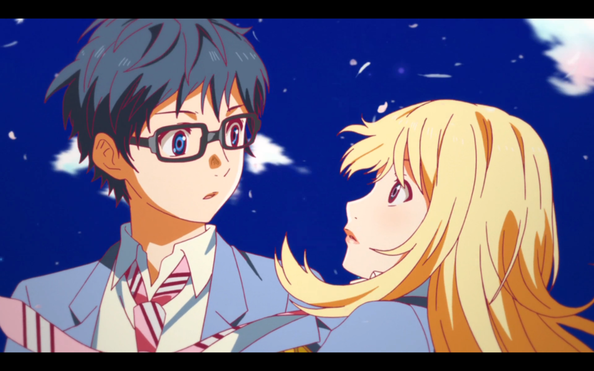 Review: Your Lie in April