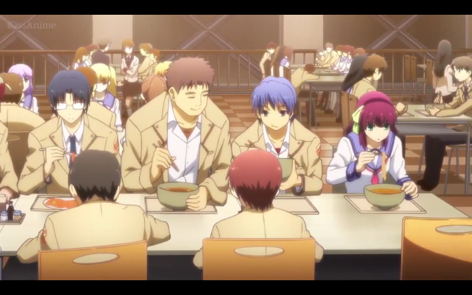The time of our lives: rewatching Angel Beats