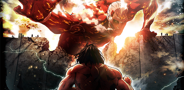 Attack on Titan season 2 release date and new poster!