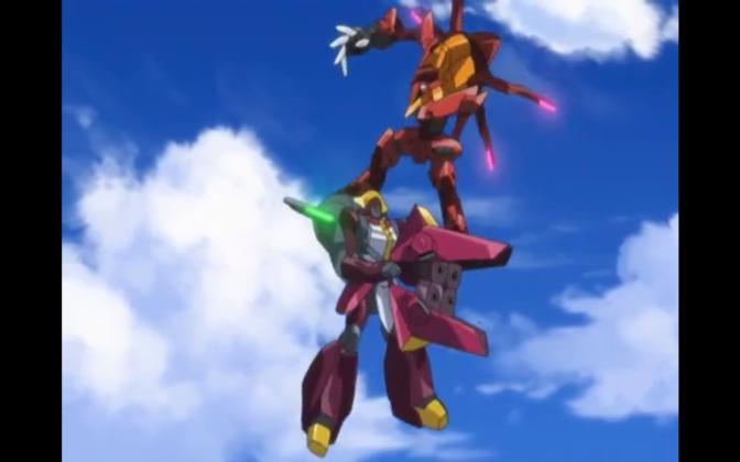 Anime Challenge #11 Favourite Mec Anime