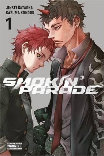 From the bookshelf: Smokin' Parade Volume 1