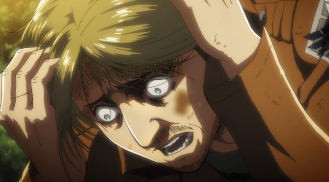 Episode Focus Attack On Titan Season 2 1 The Beast