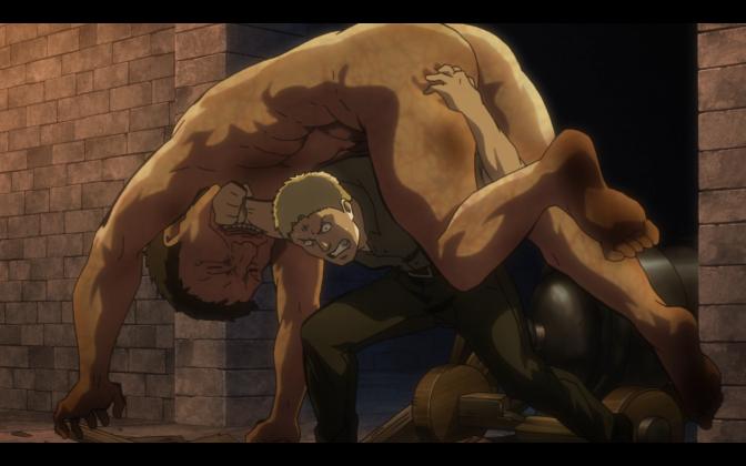 Episode Focus: Attack on Titan S2 4, Soldier