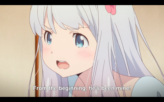 Episode Focus: Eromanga Sensei 7, Little Sister and the Most Interesting Novel in the World