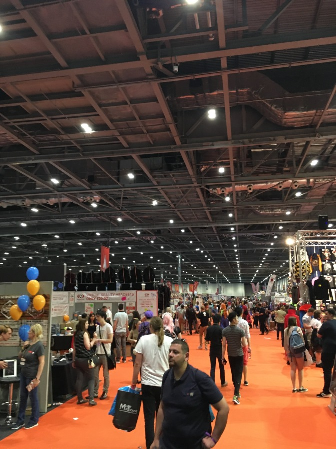 MCM Comicon London May 2017