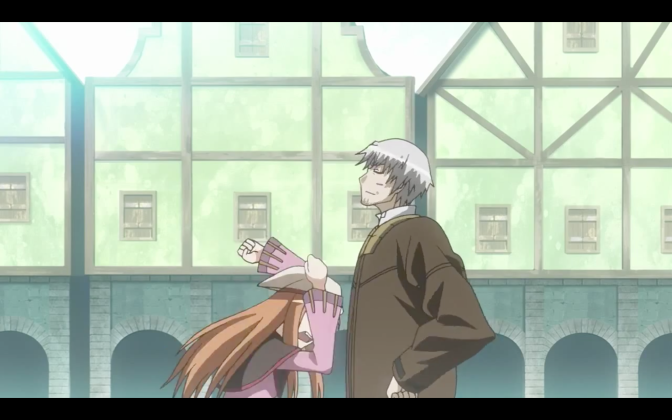 If I had one Trenni silver coin for every time you said that… – a review of Spice and Wolf season 1