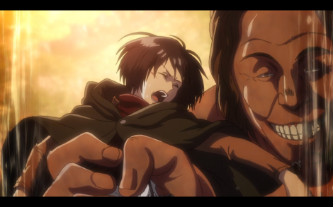 If Mikasa's out, I'm out.