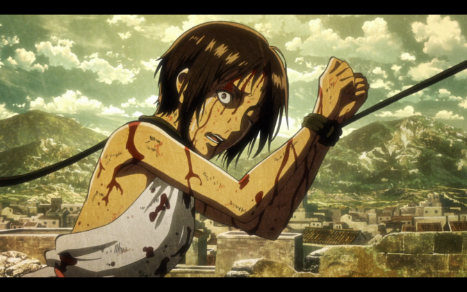 Episode Focus: Attack on Titan S2 10, Children