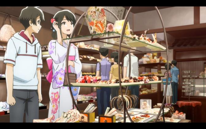 Episode Focus: Tsuki ga Kirei 8, Vita Sexualis