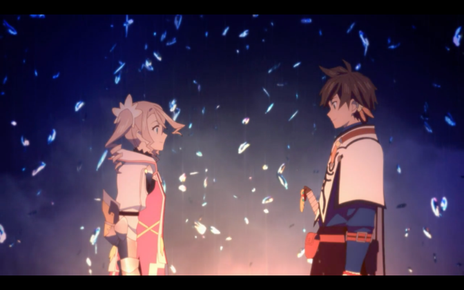 What if the main character wasn't the hero? The case of Tales of Zestiria the X