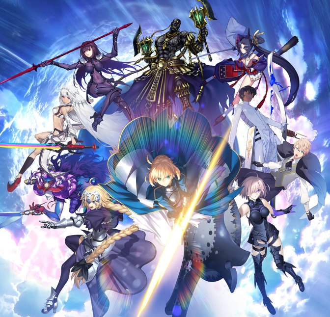 First Impressions: Fate/Grand Order (iOS/Android)