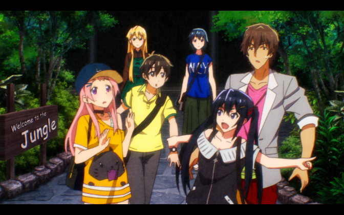 Episode Focus: Gamers! 11, Gamers and Next Stage